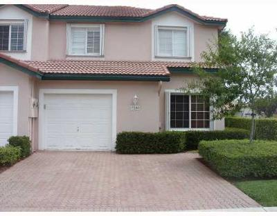 Parkland Rental For Rent: 7250 NW 61 Ter Terrace