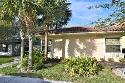 Lake Worth, Lakeworth Rental For Rent: 9 Ocean Breeze #1