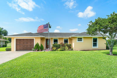 Boynton Beach, Gulf Stream Single Family Home For Sale: 4502 Palo Verde Drive