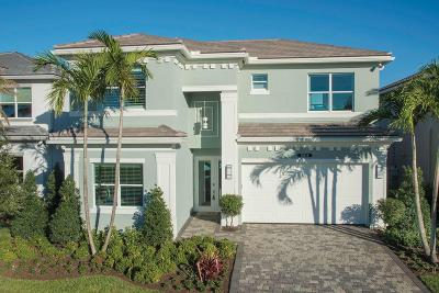 Delray Beach Single Family Home For Sale: 9625 Highland Pointe Passage