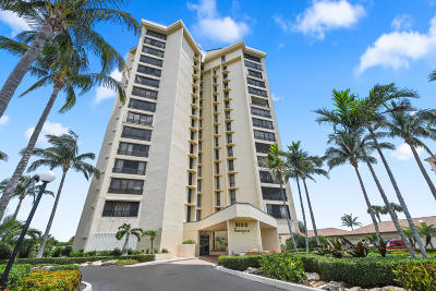 St Lucie County Condo For Sale: 2400 S Ocean Drive #8154