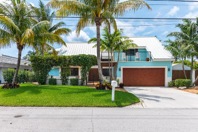Boca Raton Single Family Home For Sale: 880 Appleby Street