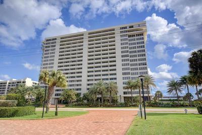 Boca Raton Condo For Sale: 2000 S Ocean Boulevard #14-A