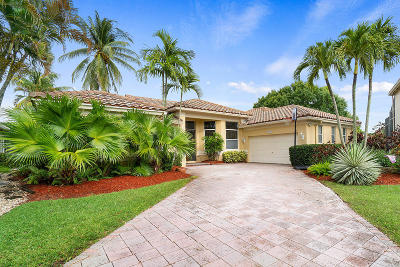 Boca Raton Single Family Home Contingent: 10730 Haydn Drive
