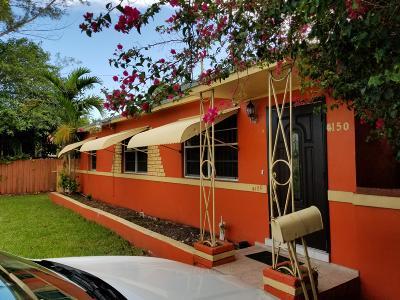 Miami Single Family Home Contingent: 4150 SW 94 Avenue