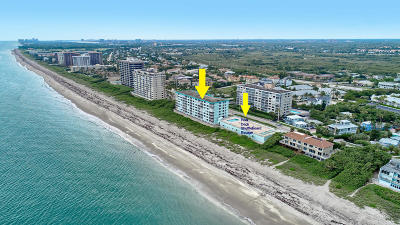 Juno Beach Condo For Sale: 900 Ocean Drive #205