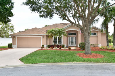 St Lucie County Single Family Home For Sale: 248 SW Fernleaf Trail