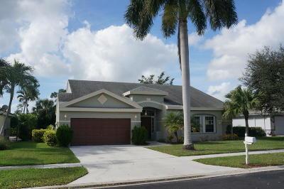 Wellington Single Family Home For Sale: 1125 Wild Cherry Lane