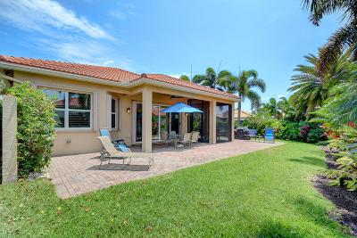 Boynton Beach Single Family Home For Sale: 9356 Ivory Isle Road