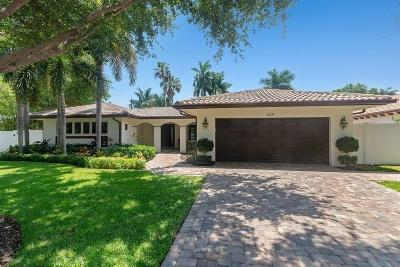 Delray Beach Single Family Home For Sale: 624 Gardenia Terrace