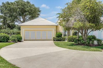 Vero Beach Single Family Home For Sale: 1450 Saint Catherines Circle