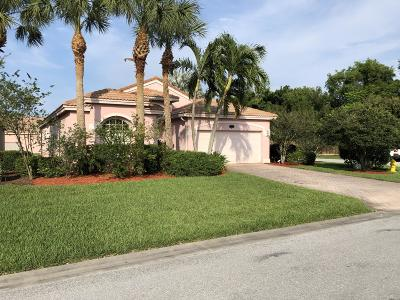 Martin County Single Family Home For Sale: 1141 SE Westminster Place