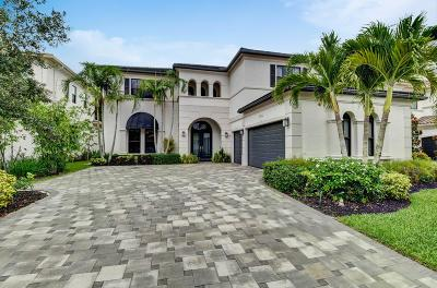 Boca Raton FL Single Family Home For Sale: $1,028,000