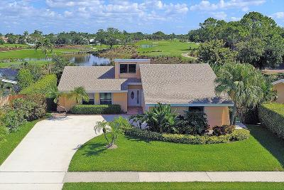 Boca Raton Single Family Home For Sale: 4195 Birchwood Drive