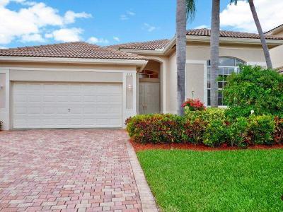 Atlantis Single Family Home For Sale: 172 Palm Circle