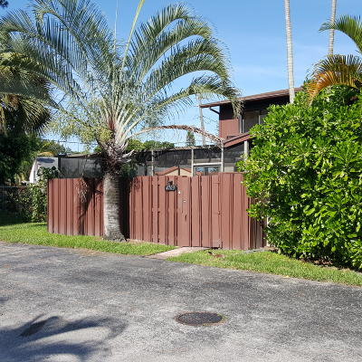 Lake Worth, Lakeworth Rental For Rent: 4703 Holly Lake Drive