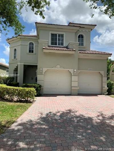 Heron Bay Single Family Home For Sale: 12462 NW 57 Street