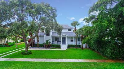 Delray Beach Single Family Home For Sale: 520 Swinton Avenue