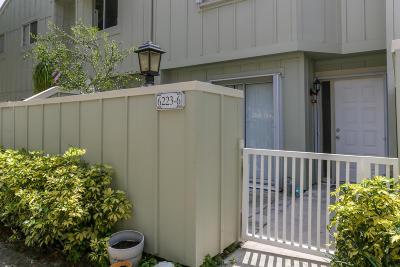 Jupiter Townhouse For Sale: 6223 Riverwalk Lane #6