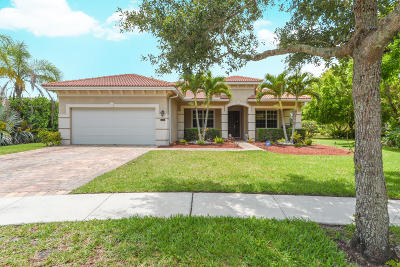 Greenacres Single Family Home For Sale