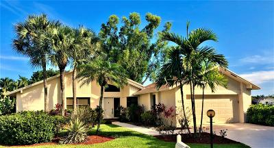 Delray Beach Single Family Home For Sale: 5644 Willow Creek Lane