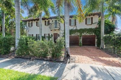 Delray Beach Single Family Home For Sale: 1215 NE 8th Avenue