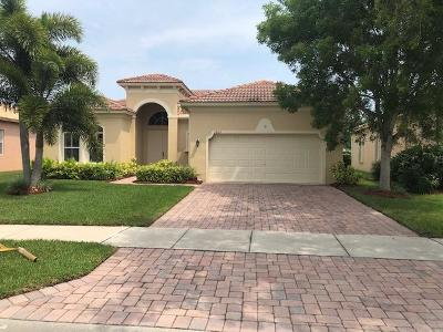 Fort Pierce Single Family Home For Sale: 5809 Spanish River Road