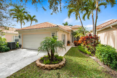 West Palm Beach Single Family Home For Sale: 2809 James River Road