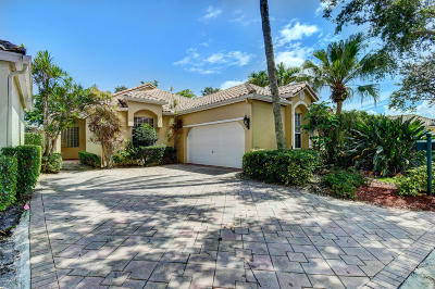 Boynton Beach, Gulf Stream Single Family Home For Sale: 5255 Brookview Drive