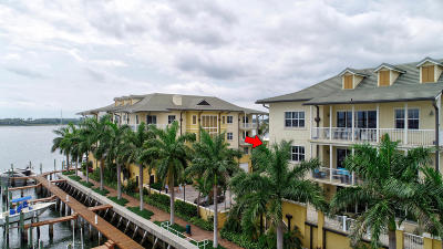 West Palm Beach Condo For Sale: 3920 Flagler Drive #301