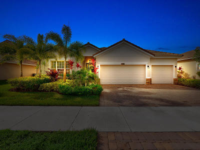Port Saint Lucie Single Family Home For Sale: 11679 SW Aventino Drive