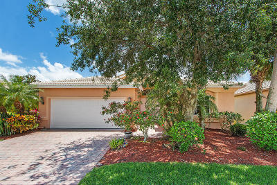 Lake Worth, Lakeworth Single Family Home For Sale: 8816 Via Avellino