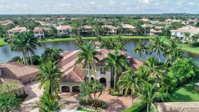 Boca Raton Single Family Home For Sale: 9551 Grand Estates Way