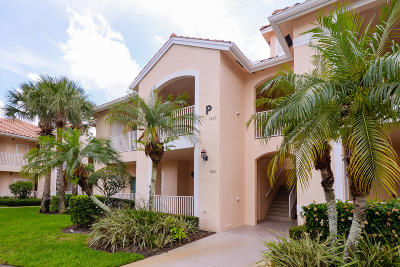 St Lucie County Condo For Sale: 9873 Perfect Drive #142