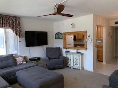 Lake Worth Condo For Sale: 3160 Lake Osborne Drive #107
