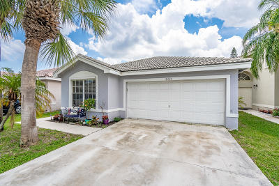 Boynton Beach FL Single Family Home For Sale: $355,000