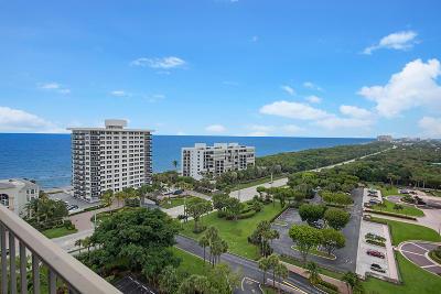Boca Raton Condo For Sale: 2121 Ocean Boulevard #1603e