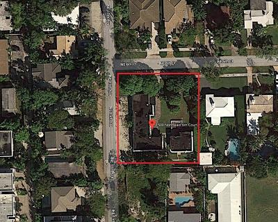 Fort Lauderdale Residential Lots & Land For Sale: 1500 NE 6th Court