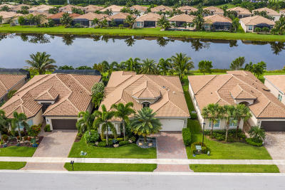 Boynton Beach Single Family Home For Sale: 12151 Bear River Road