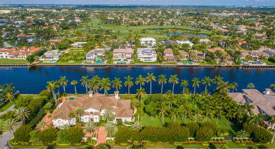 Boca Raton Single Family Home For Sale: 1281 Spanish River Road