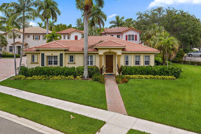 Palm Beach Gardens Single Family Home For Sale: 602 Moondancer Court