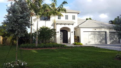 Delray Beach Single Family Home For Sale: 1011 NW 3rd Avenue