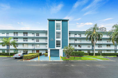 Margate Condo For Sale: 7684 NW 18th Street #304