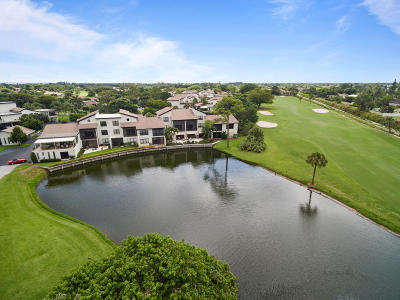 Delray Beach Condo For Sale: 800 Greensward Court #205-I