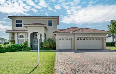 Boca Raton Single Family Home For Sale: 18660 Cassandra Pointe Lane