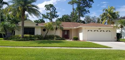 Royal Palm Beach Single Family Home For Sale: 147 Lexington Drive