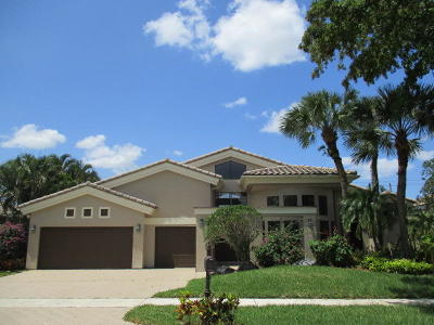 Boca Raton Single Family Home For Sale: 2689 NW 49th Street