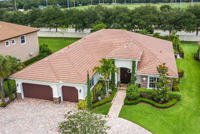 Jupiter Single Family Home For Sale: 451 Rudder Cay Way