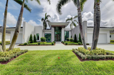 Delray Beach Single Family Home For Sale: 4880 Cherry Laurel Lane