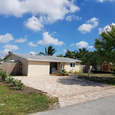 Pompano Beach Rental For Rent: 1531 NE 33rd Court